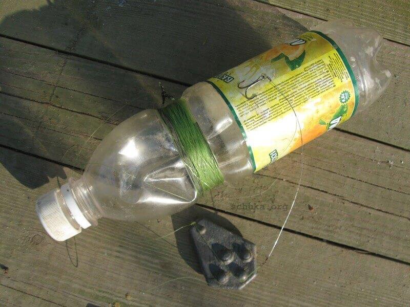 Жерлица бутылка