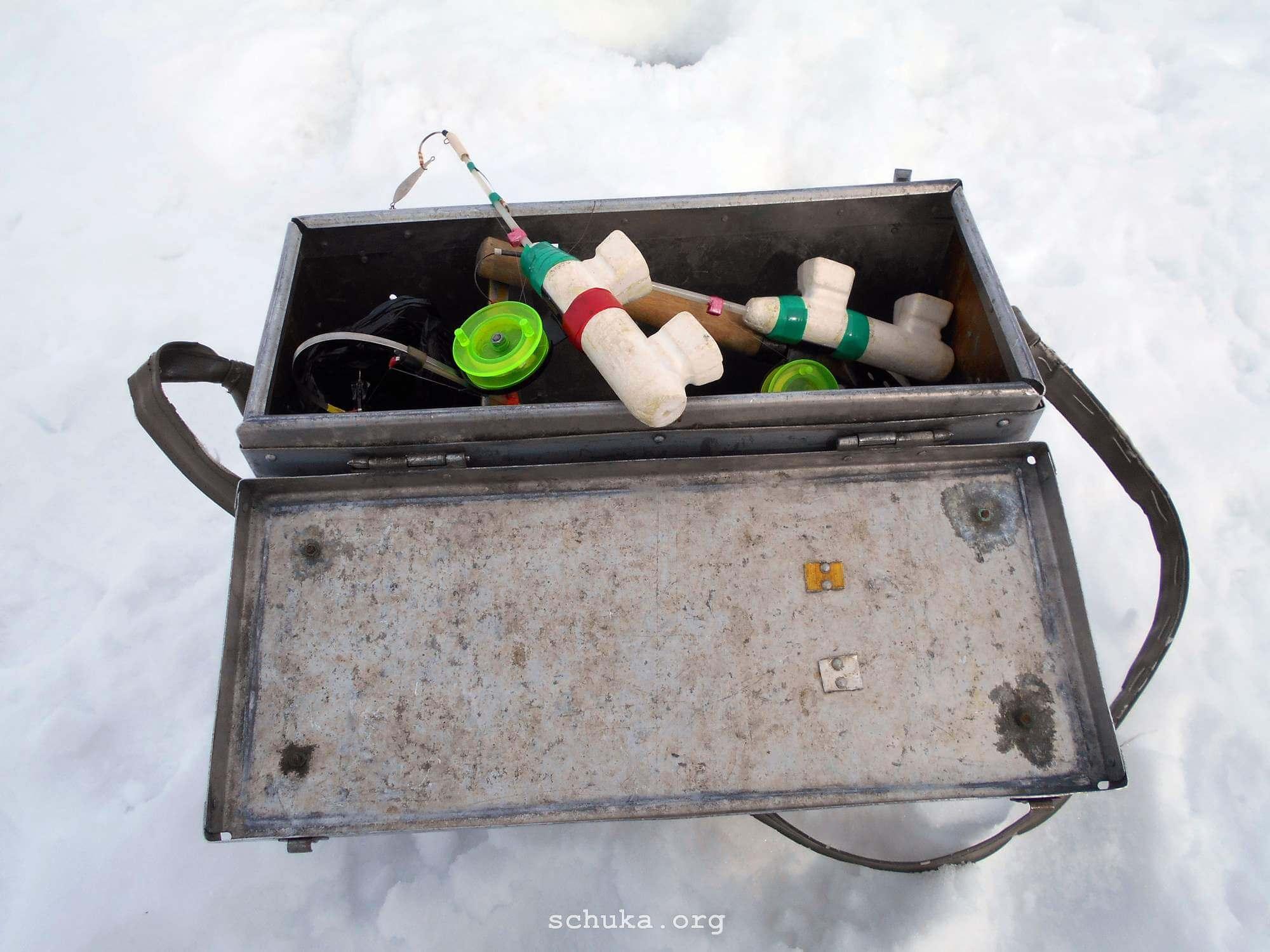 Зимняя рыбалка - хитрости и уловки для хорошего клёва